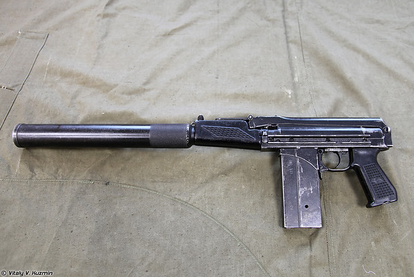 9A-91 assault rifle, AEK-919K and PP-91 SMGs
