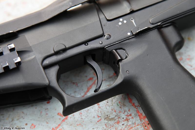 9x21 пистолет-пулемет СР2МП (9x21 submachine gun SR2MP)