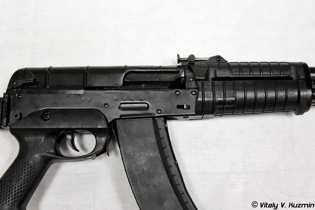 5,45х39 автомат АЕК-971 6П67 (5.45x39mm assault rifle AEK-971 6P67)