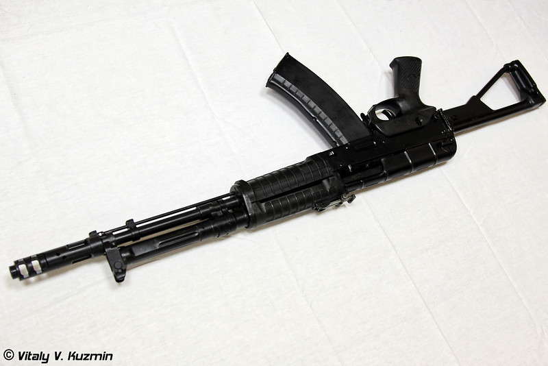 5,45х39 автомат АЕК-971 6П67 (5.45x39mm assault rifle AEK-971 6P67)