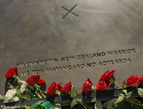 ANZAC Day 2006, National War Memorial, Wellington