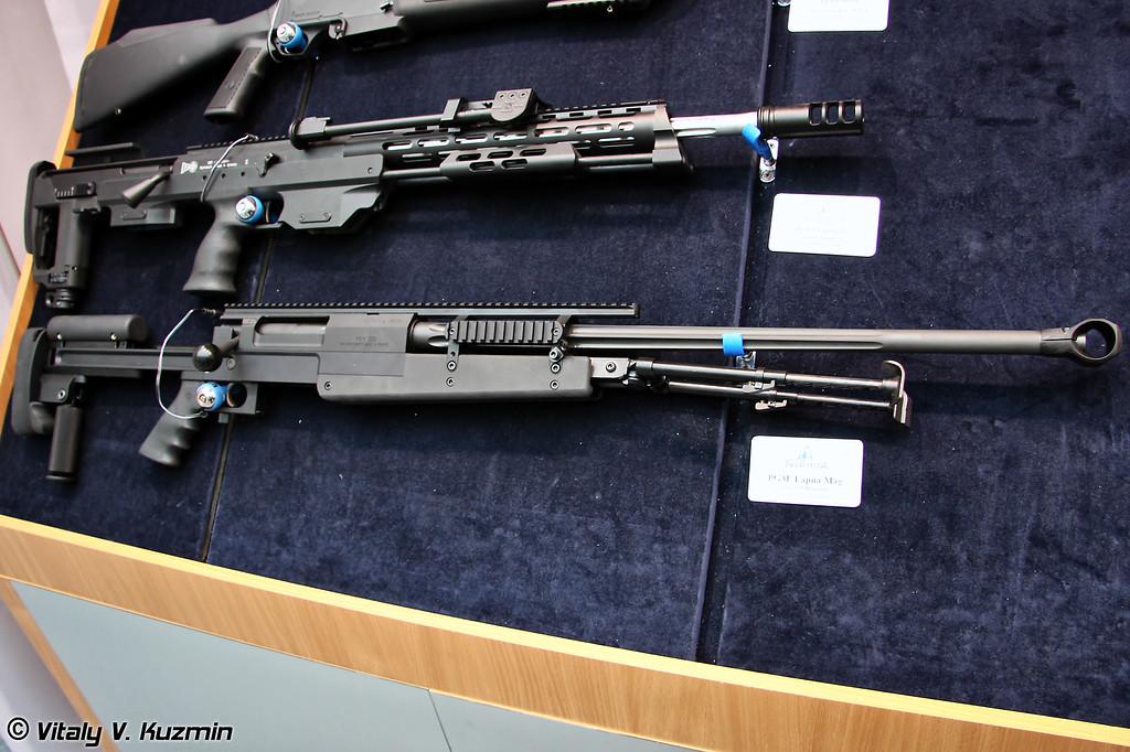 Снайперская винтовка PGM .338 Lapua Mag (PGM .338 Lapua Mag sniper rifle)