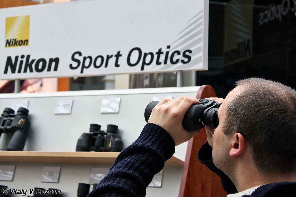Оптика Никон (Nikon optics)
