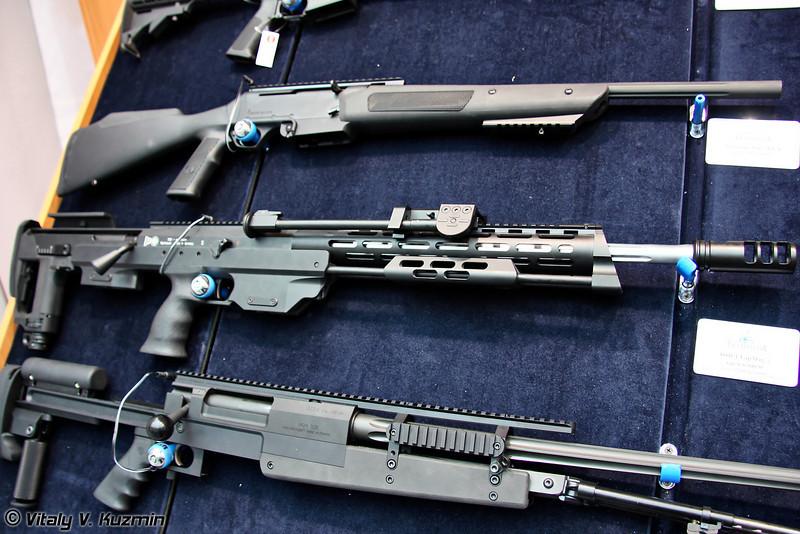 Снайперская винтовка DSR-1 .338 Lapua Mag (DSR-1 .338 Lapua Mag sniper rifle)