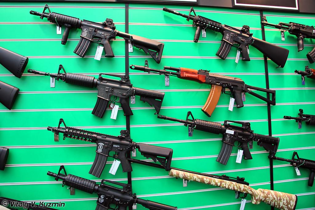 Дружие для страйкбола (Airsoft guns)