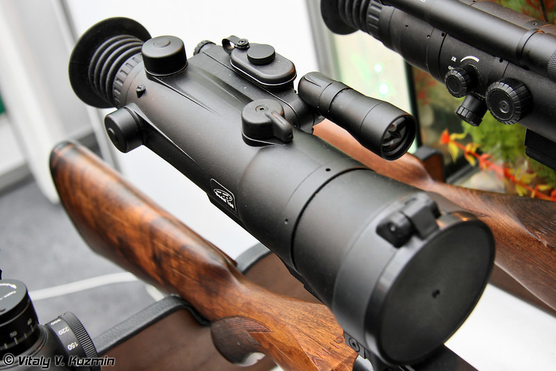 Ночной прицел Dedal-180 (Dedal-180 night vision scope)