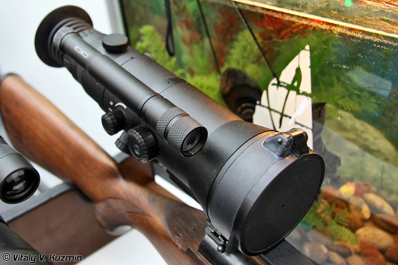 Ночной прицел Dedal-470 (Dedal-470 night vision scope)