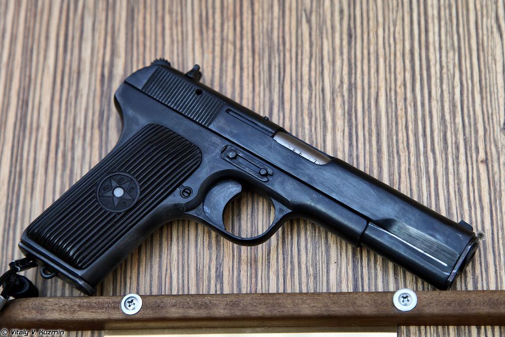 Охолощенный пистолет ТТ-СХ (Deactivated TT-SKh)