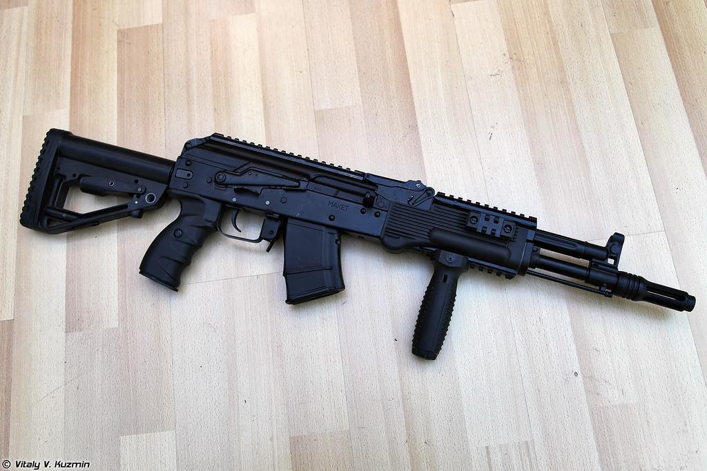 7,62х39 карабин Сайга-МК исп. 03 (7.62x39 Saiga-MK-03)