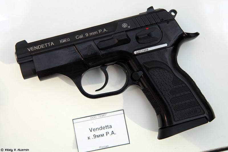 9mm PA Vendetta
