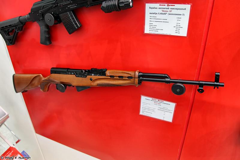 .366 ТКМ ружье ВПО-208 (.366 TKM VPO-208)