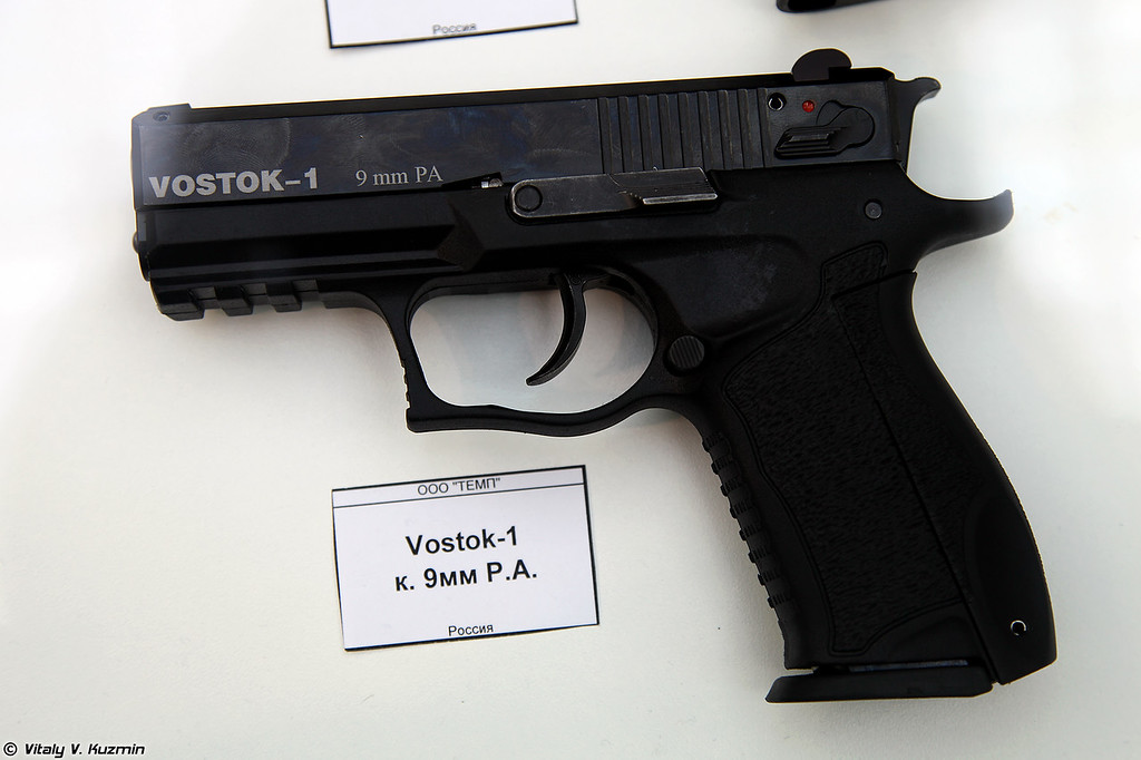 9mm PA Vostok-1