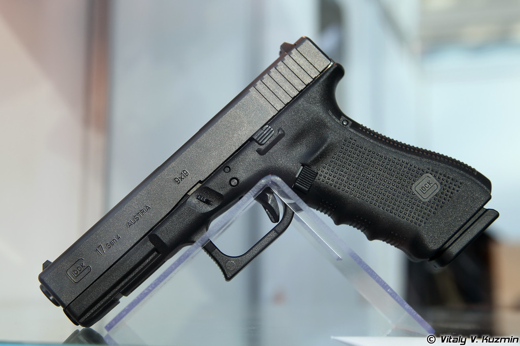 9x19 Glock 17