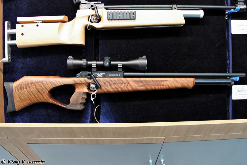 5,5 Steyr LG110 Hunting 5