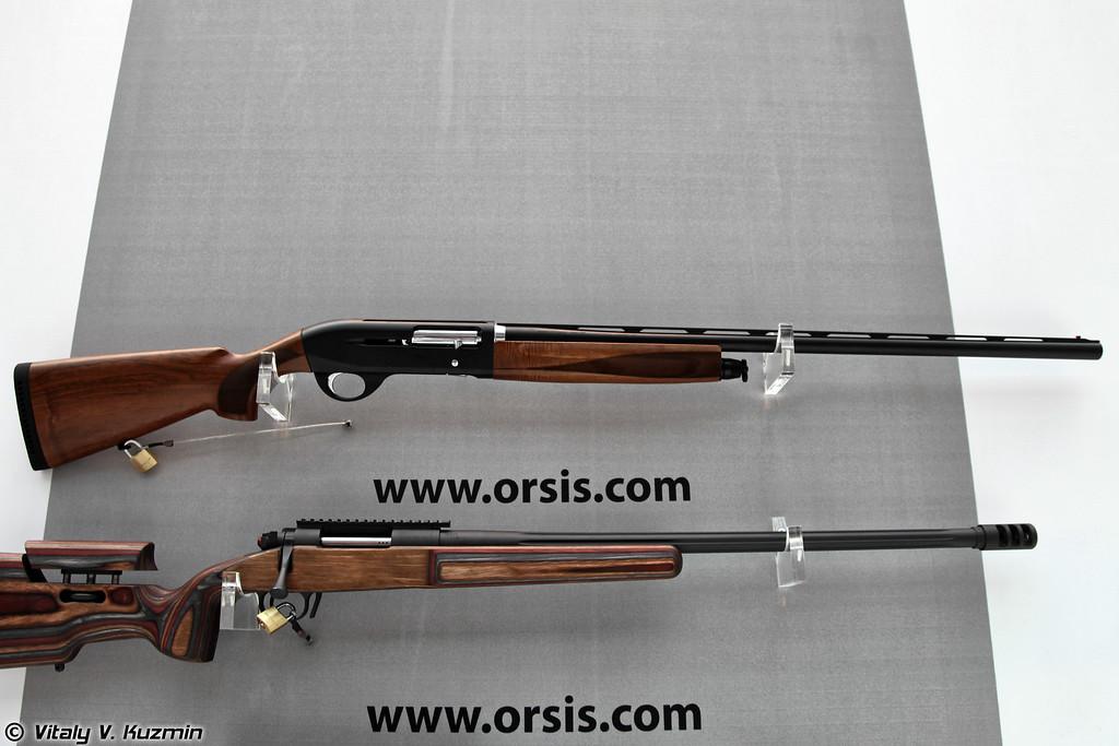 После Глока ORSIS наладил лицензионную сборку итальянский ружей MAROCCHI (ORSIS company also recently strated assembling of MAROCCHI shotguns)