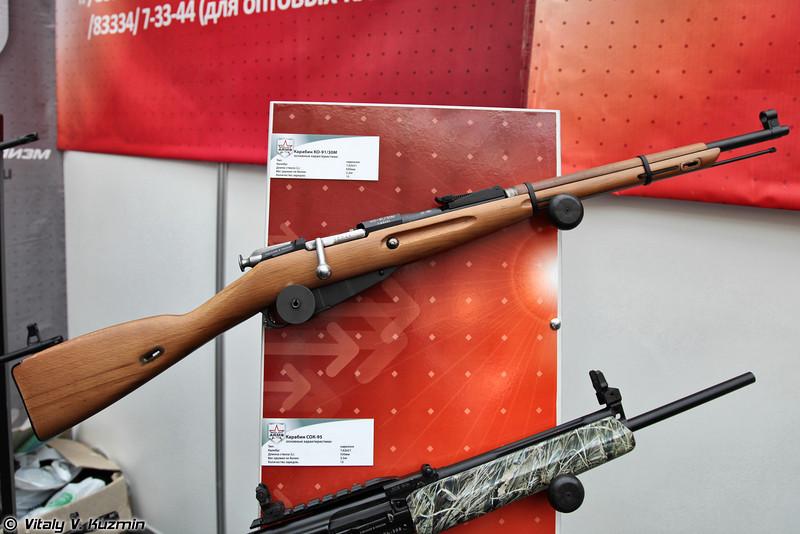 7,62x51 карабин КО-91/30М (7,62x51 KO-91/30M carbine)