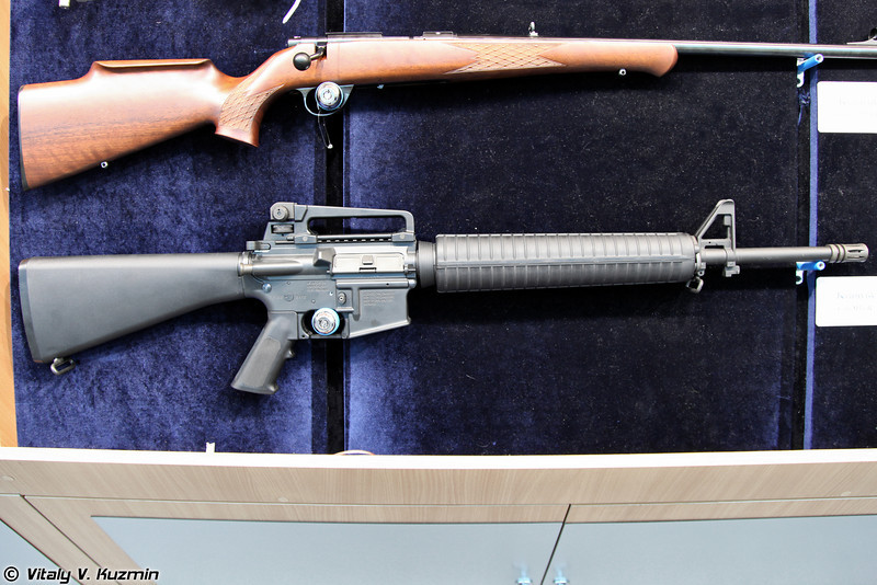 Colt M16 R .22 LR