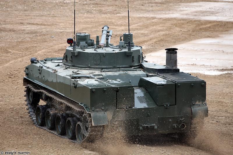 Боевая машина десанта БМД-4М (BMD-4M infantry fighting vehicle)
