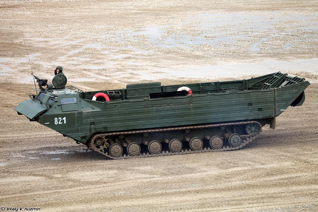 Плавающий транспортер ПТС-2 (PTS-2)