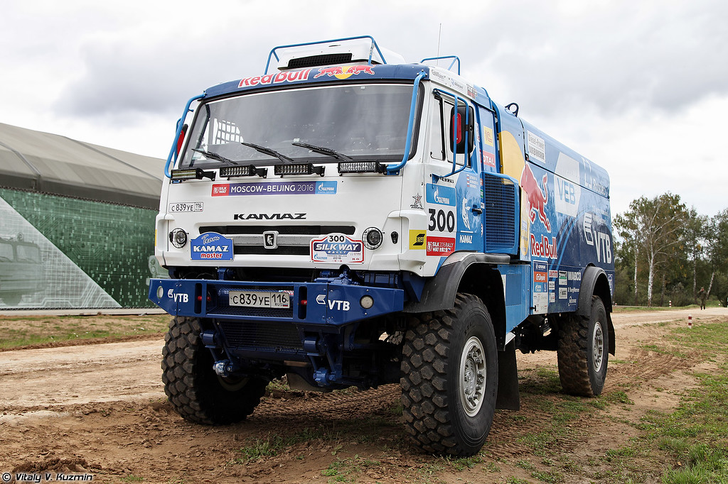 КАМАЗ-4326 (KAMAZ-4326)
