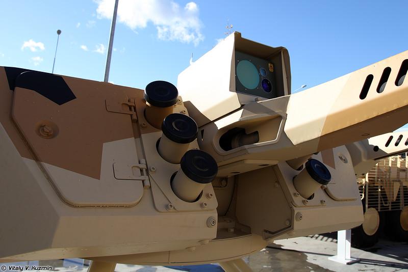 30-мм дистанционно-управляемый боевой модуль (30mm remote weapon station)