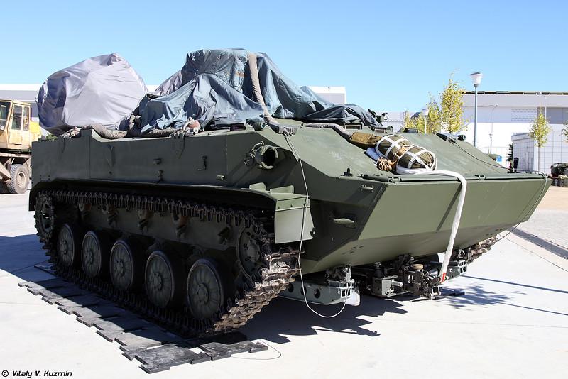 Машина радиационной и химической разведки РХМ-5 (RKhM-5 NBC reconnaissance vehicle)