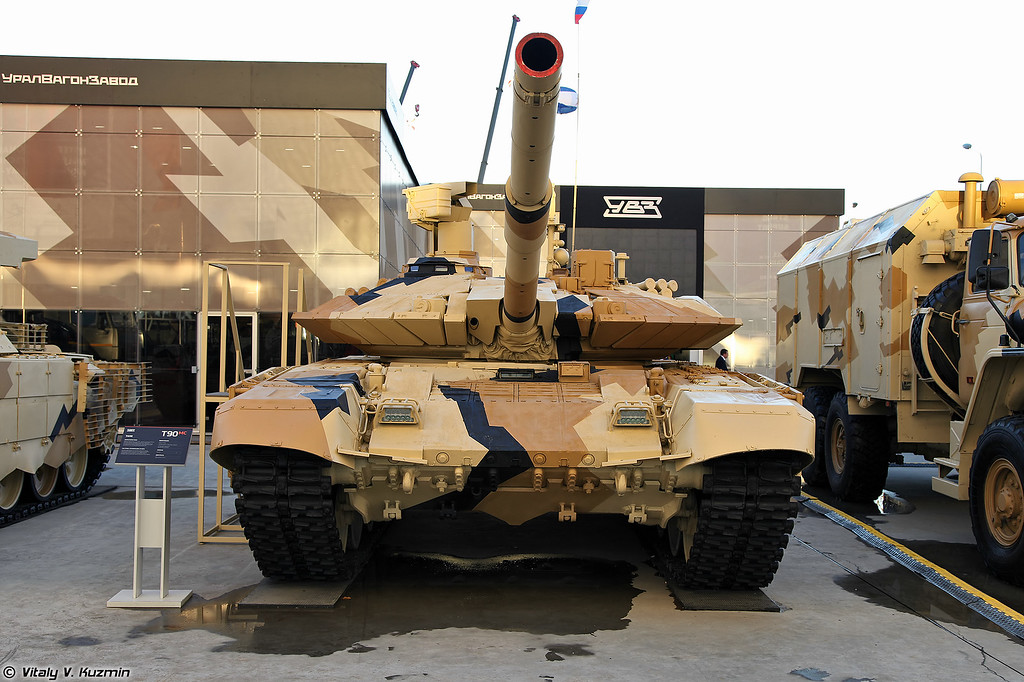 Т-90МС / Т-90СМ (T-90MS / T-90SM)