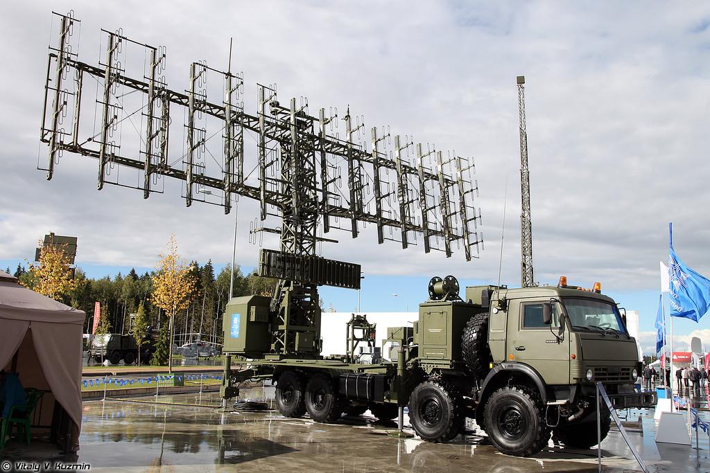 РЛС 1Л125Е (1L125E radar)