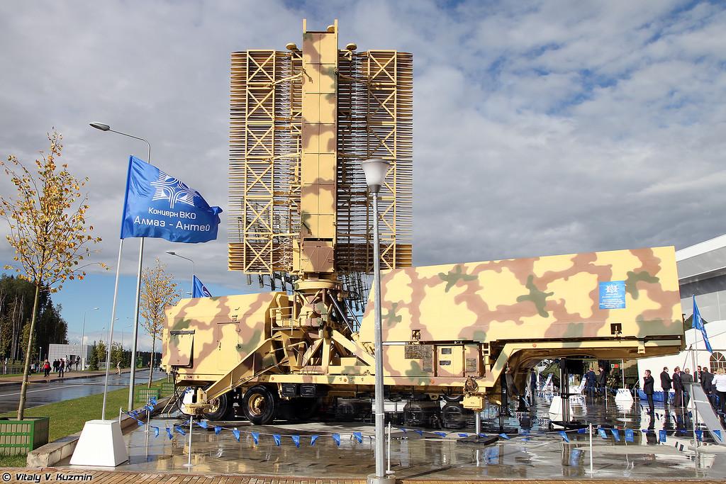 РЛС Противник-ГЕ (Protivnik-GE radar)