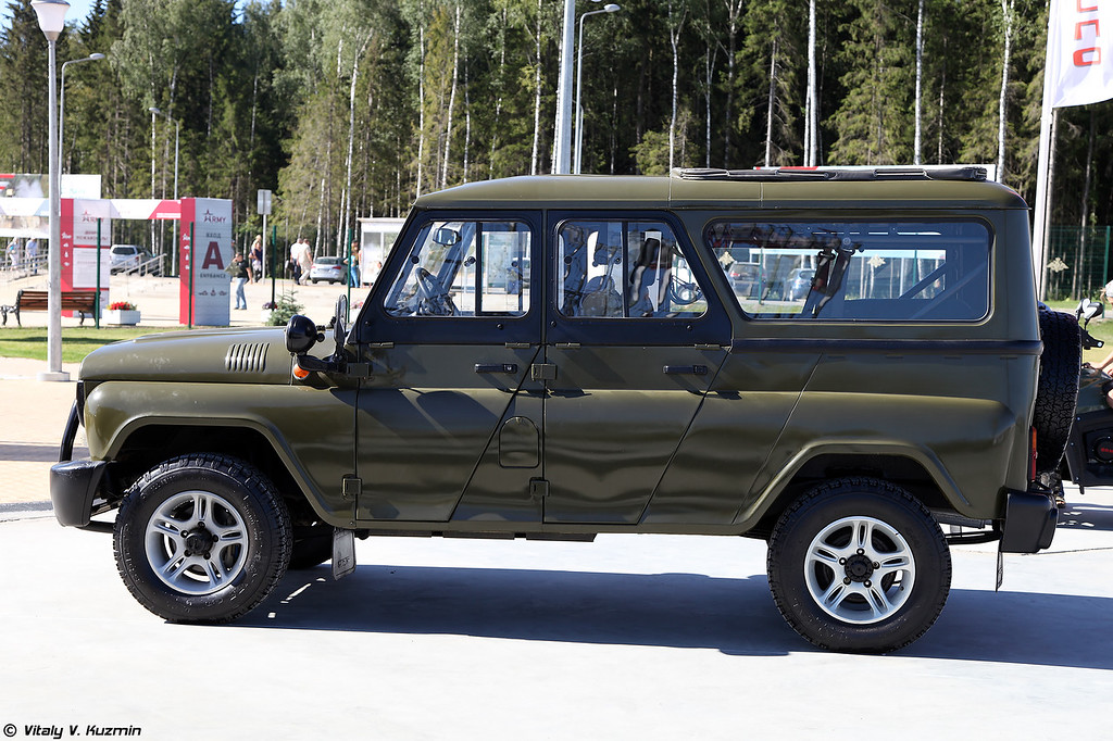 Транспортное средство ТС-3132 Гусар (TS-3132 Gusar)