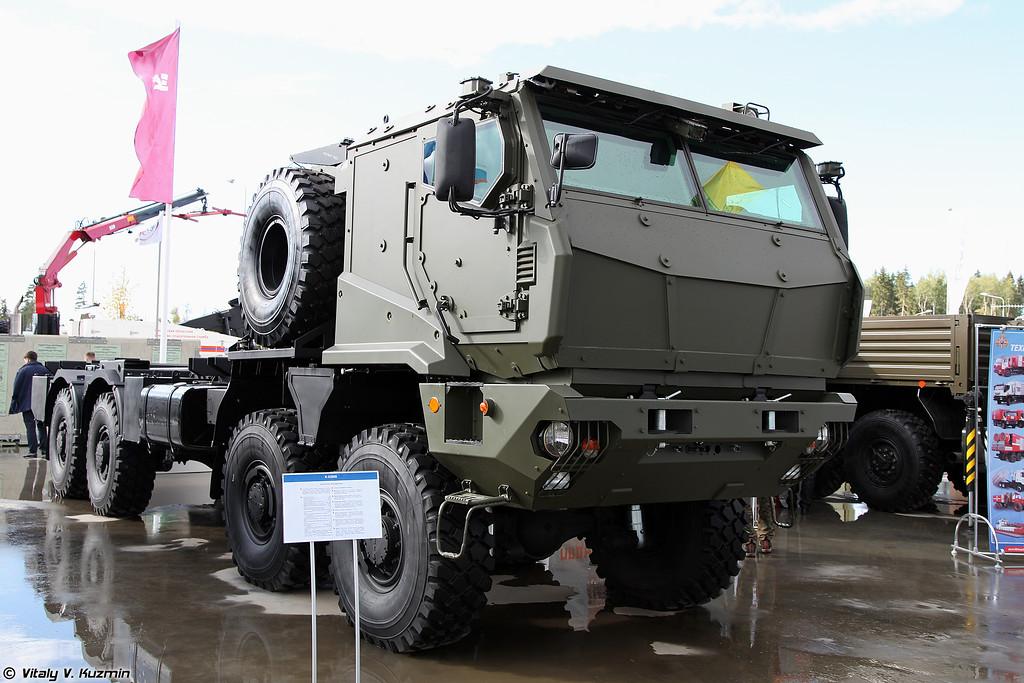 Специальное автомобильное шасси КАМАЗ-53958 (KAMAZ-53958)