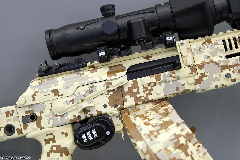Ручной пулемет РПК-16 (RPK-16 machine gun)