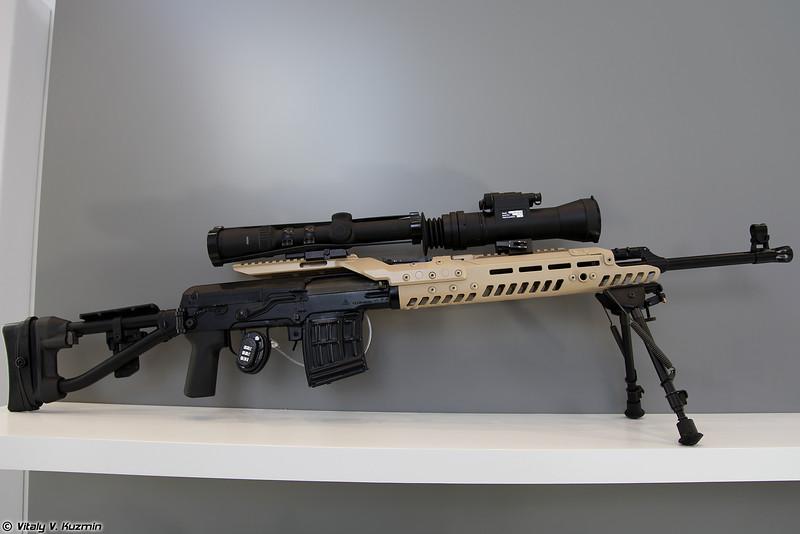 Снайперская винтовка СВДС (SVDS sniper rifle)