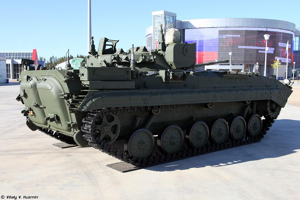 Подвижный разведывательный пункт ПРП-4А Аргус (PRP-4A Argus artillery reconnaissance vehicle)