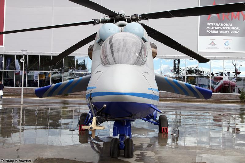 Летная лаборатория перспективного скоростного вертолета ЛЛ ПСВ (LL PSV testbed)