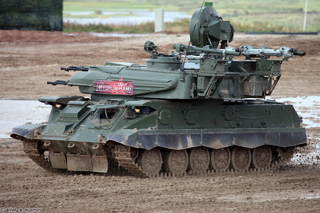 ЗСУ-23-4М4 Шилка-М4 (ZSU-23-4M4 Shilka-M4)