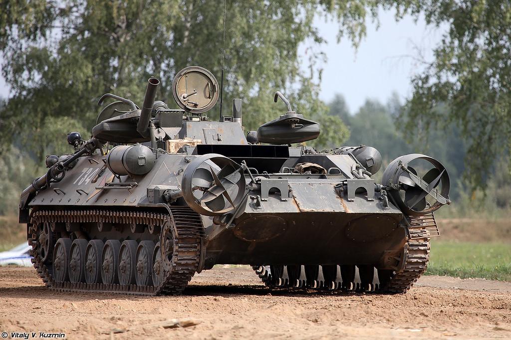 Машина инженерной разведки ИРМ Жук (IRM Zhuk engineer reconnaissance vehicle)