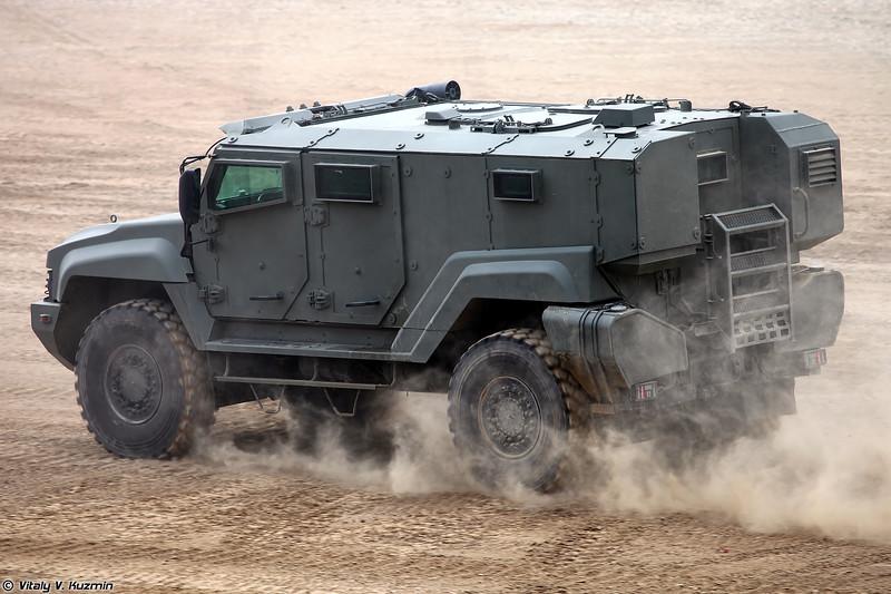 Бронеавтомобиль К-53949 / КАМАЗ-53949 Тайфун-К (K-53949 / KAMAZ-53494 Typhoon-K armored vehicle)