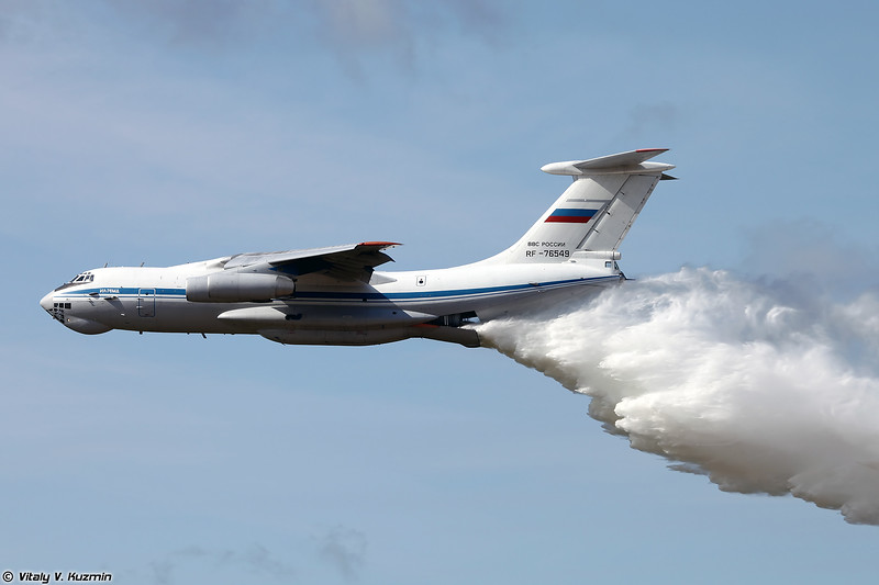 Ил-76МД (IL-76MD)