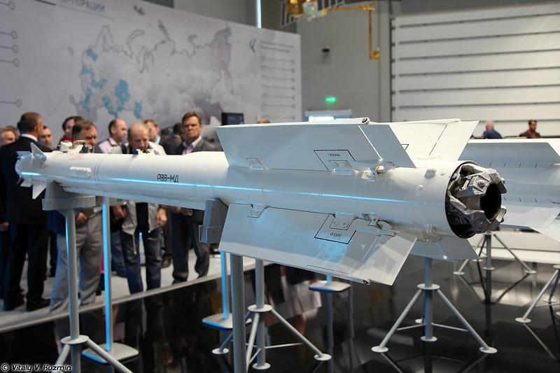 РВВ-МД (RVV-MD missile)