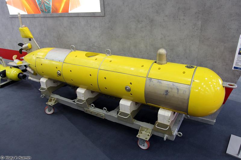 Автономный необитаемый подводный аппарат Платформа (Platforma autonomous underwater vehicle)