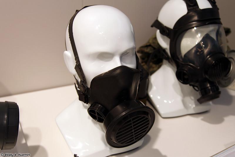 Респиратор морской РМ-2 (RM-2 navy respirator)