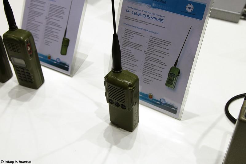 Радиостанция Р-168-0,1У(М)1Е (R-168-0,1U(M)1E radio)