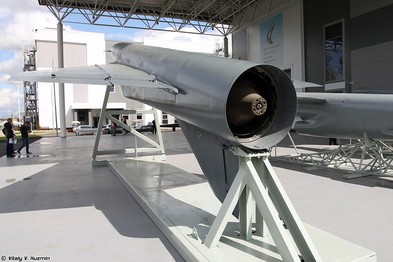 Стратегическая крылатая ракета 3М25 Метеорит (3M25 Meteorit cruise missile)