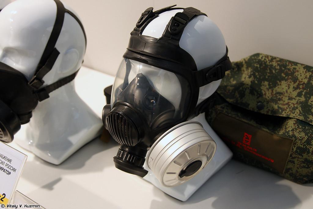 Противогаз ПМК-5 (PMK-5 gas mask)