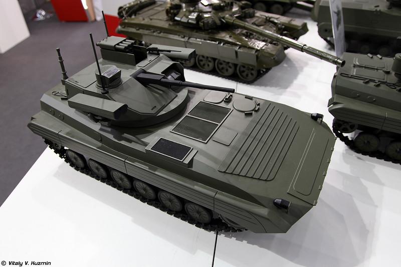 БМП-2 с боевым модулем Эпоха (BMP-2 with Epokha turret)