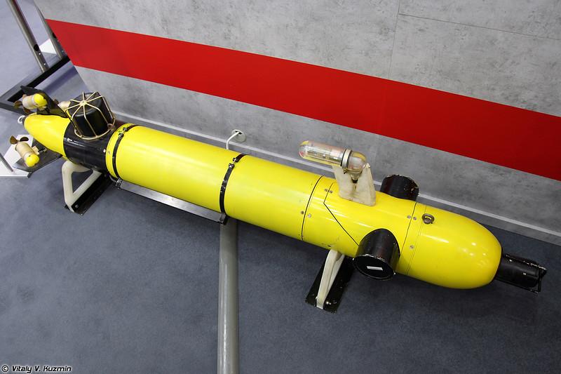 Малогабаритный автономный необитаемый подводный аппарат МАРК (MARK autonomous underwater vehicle)