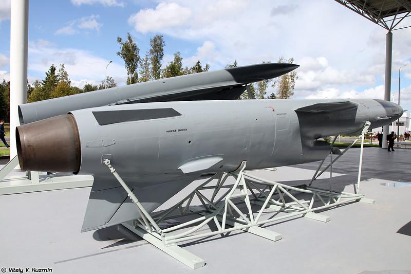 Крылатая ракета П-5 4К34 (P-5 4K34 cruise missile)