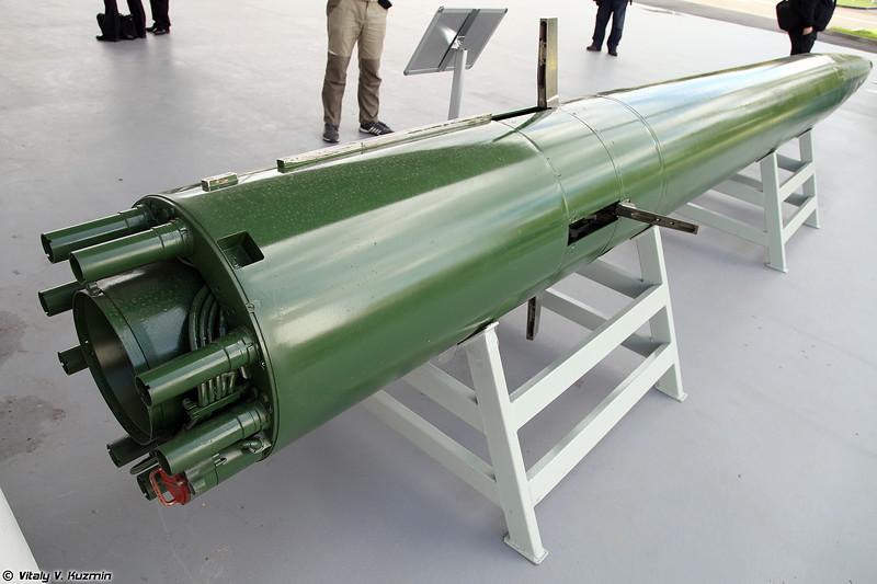 Скоростная подводная ракета Шквал-Э (Shkval-E high-speed torpedo)