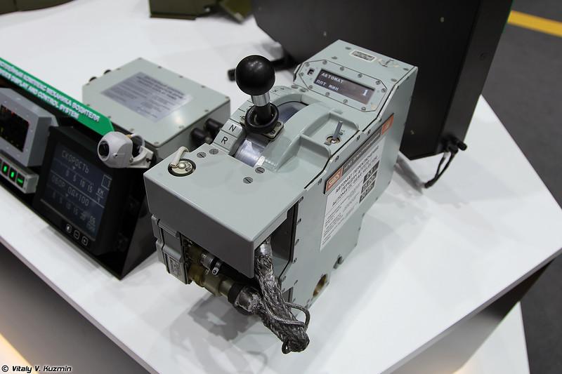 Автомат переключения передач АПП-172 (Automatic gear selector APP-172)